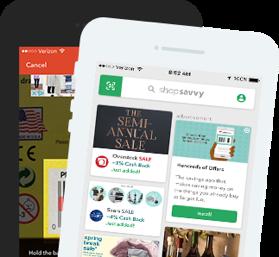 ShopSavvy App