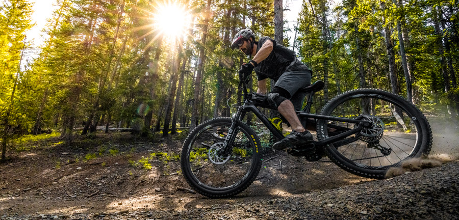 Backcountry Mountain Biking Apparel