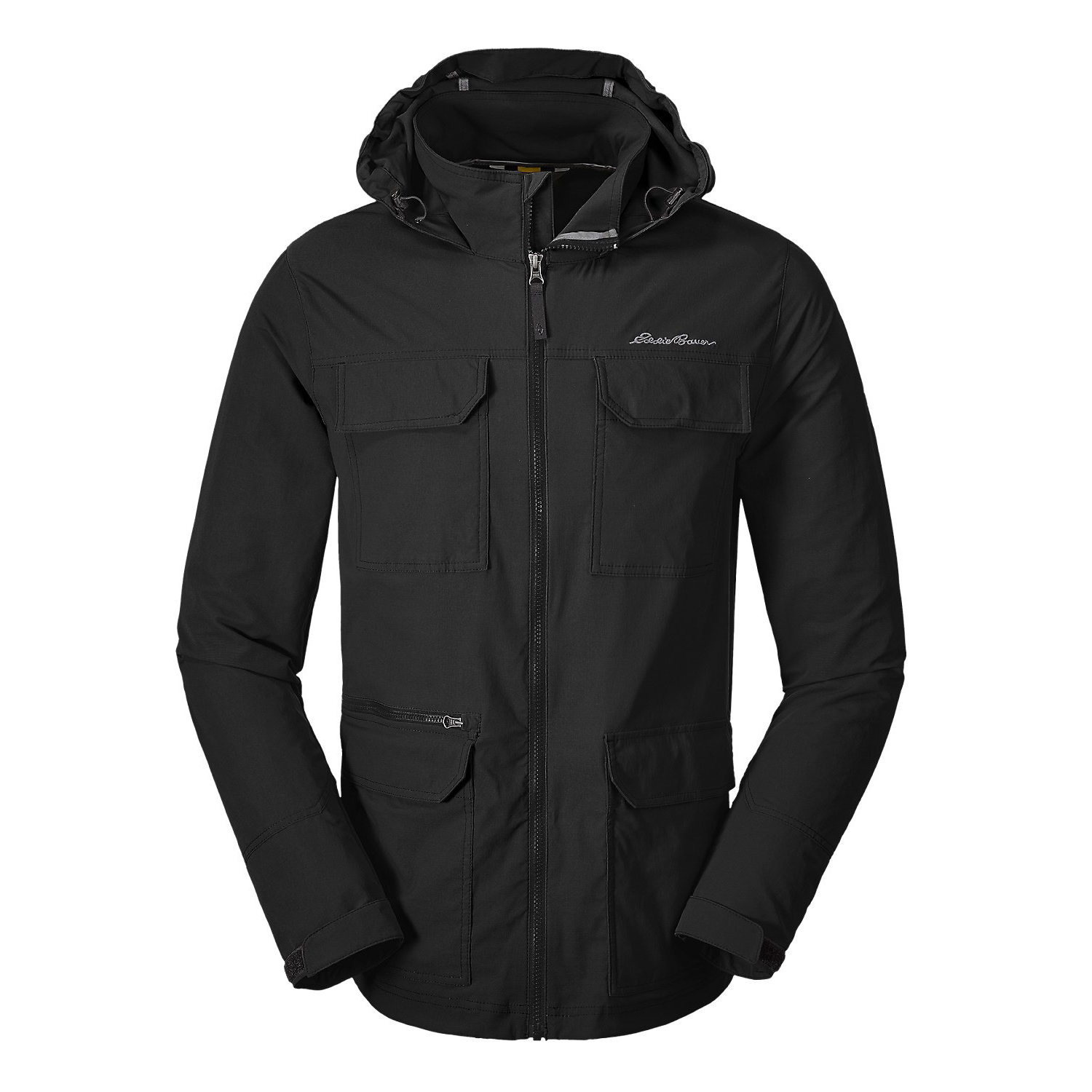 Eddie Bauer Atlas Stretch Hooded Jacket