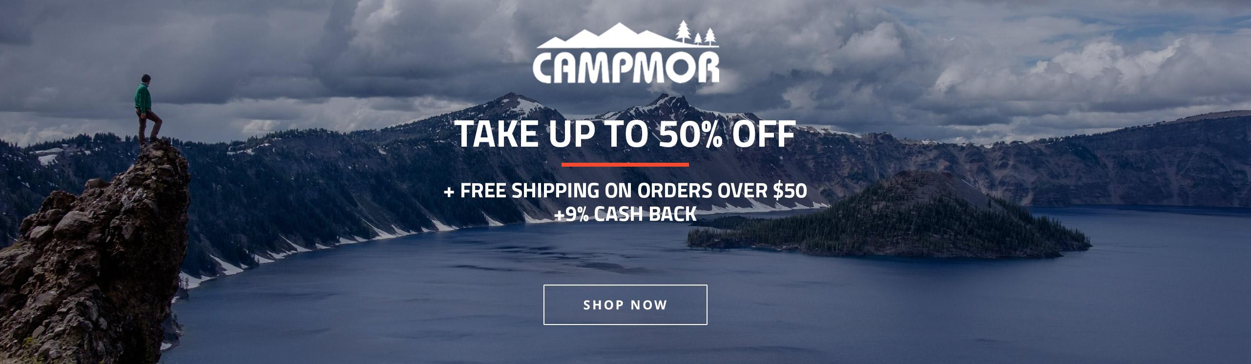 Campmor Labor Day Sale