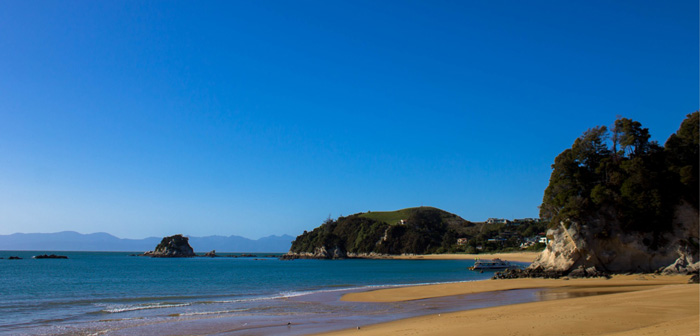 3 Ways to Experience New Zealand's Abel Tasman National Park